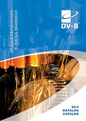 DV-B Katalog Drehverbindungen
